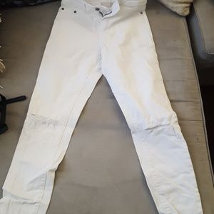 bp Jeans - White ripped jeans